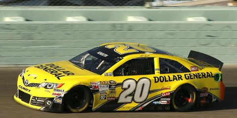 Kenseth's 2013 season exceeded all expectations and provided great exposure for Dollar General.