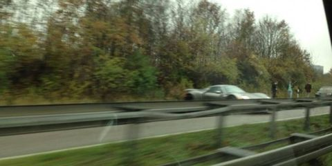 The Super Car Kids have posted photos of a Porsche 918 Spyder that crashed in Germany.