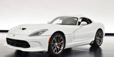 If you were planning on buying a Viper anyway, why not bid on this one-of-a-kind custom?