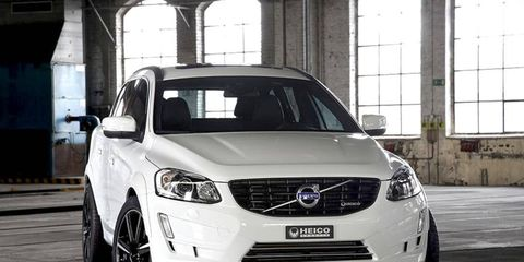Heico Sportiv has been working with Volvo for a number of years.