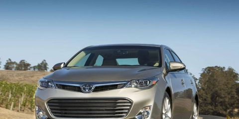 The 2013 Toyota Avalon Hybrid Limited is an excellent vehicle, we just didn't care much for the hybrid.