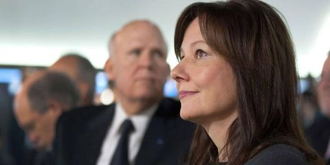 Mary Barra will replace Dan Akerson as GM CEO in January.