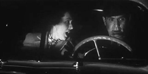 """""""Driven to Kill,"""" a 1948 film focusing on driver safety."""