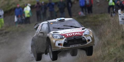 Mikko Hirvonen finished a disappointing fourth in the final 2013 WRC standings.