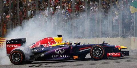Under a proposed rule change, the Formula One championship would feature double points for the final race of the season.