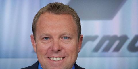 Racing commentator Leigh Diffey will be covering the Winter Olympics for NBC.