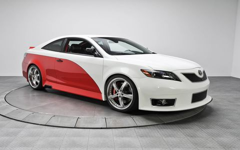 The 2010 Toyota Camry NASCAR edition could be the most exciting Camry ever built.