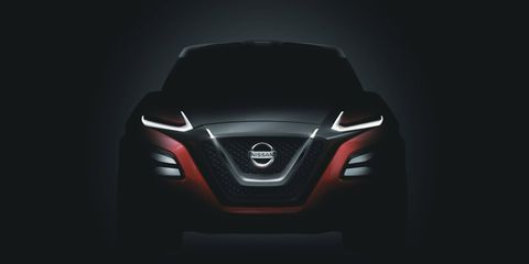 Nissan's Gripz concept has all the works of a beautifully weird car commercial.