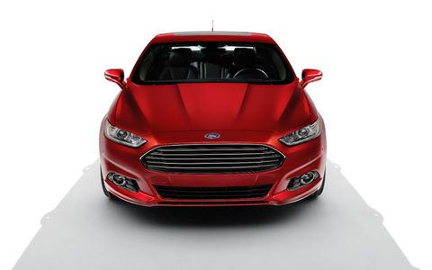 The 2014 Ford Fusion SE is an overall nice car.