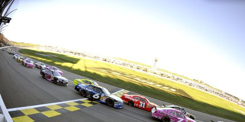 The 43? The 3? The 48? What is NASCAR's winningest car number? The answer may surprise you.