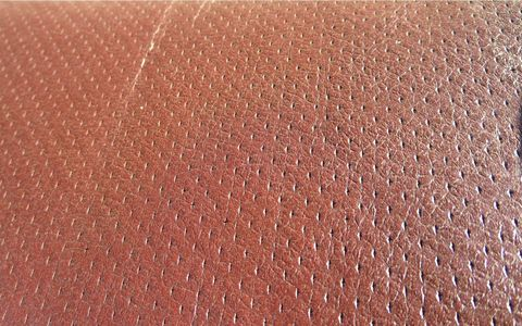 This MB-Tex upholstery would survive if our Sun went supernova.