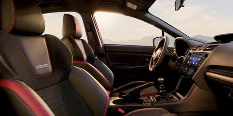 The 2019 Subaru WRX Premium is about $7K cheaper than a base WRX STI.