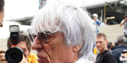 Bernie Ecclestone could be seeing his run as leader of Formula One come to an end if he is convicted.
