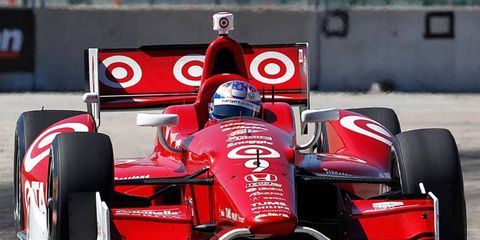 Scott Dixon is up against stiff competition for the Sportsman of the Year award in New Zealand.