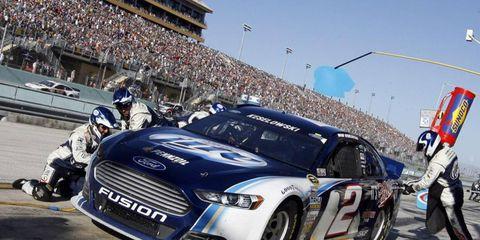 Starting in 2014, all teams in the Penske Racing programs will function under the brand of Team Penske.