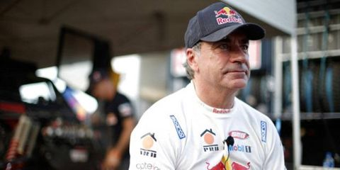 Carlos Sainz and the rest of the field at the Dakar Rally are preparing for the grueling desert stages.