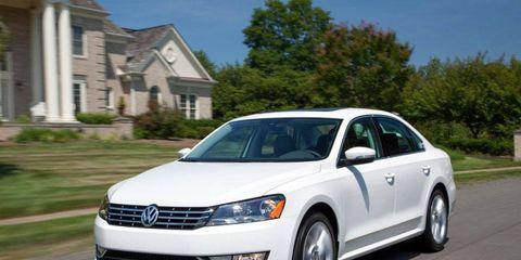 The 2014 Volkswagen Passat TDI SEL Premium  is an overall well built vehicle.