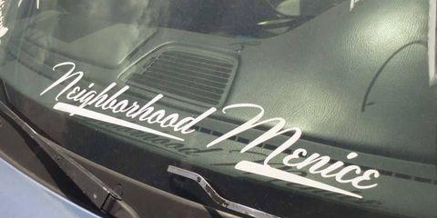 It's hard to find a good junkyard windshield in Colorado.