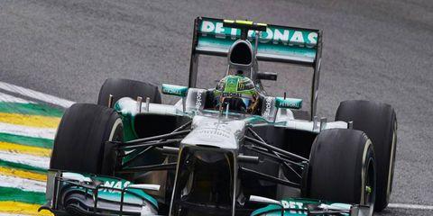 Mercedes plans to unveil its 2014 car on Jan. 28.