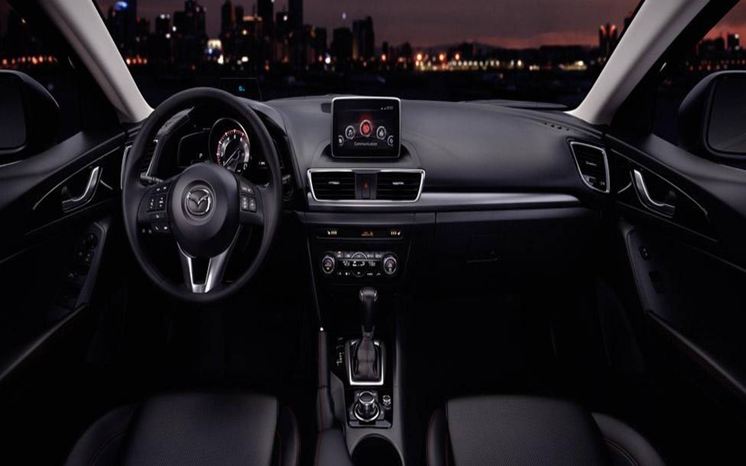 2014 Mazda 3 S Grand Touring 5 Door Review Notes