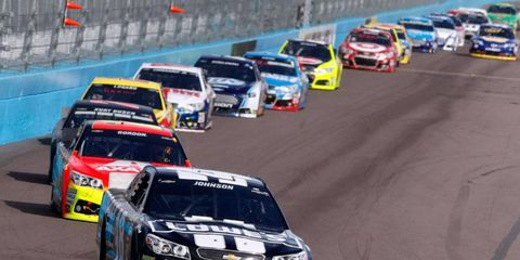 Jimmie Johnson has won six NASCAR Sprint Cup Series championships. He and the rest of the field may be playing by different rules to decide the championship soon.