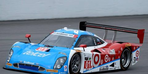 Scott Pruett will be going after his record sixth Rolex 24 overall win on Jan. 25-26 at Daytona International Speedway.