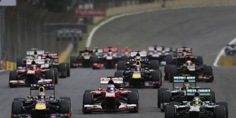 The 2014 Formula One season gets underway on March 16 at the Australian Grand Prix.