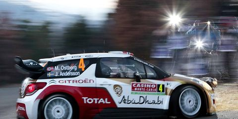 Mads Ostberg is ready for the World Rally Championship season. There have been a few rule changes for 2014.