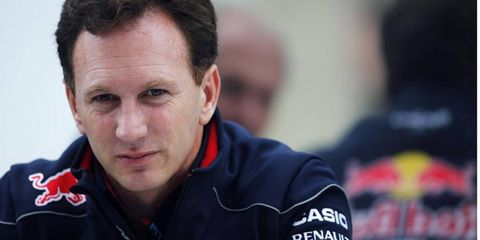 Chirstian Horner will try to lead Sebastian Vettel and the Red Bull team to a fifth consecutive F1 championship.