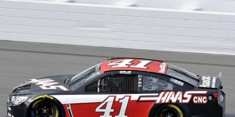 Kurt Busch (shown testing at Daytona) could be a factor in the Sprint Cup championship.