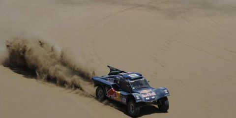 Mechanical problems have kept Carlos Sainz from competing for the lead in recent stages.