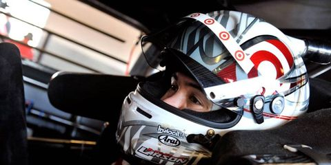 Kyle Larson is part of a competitive class of rookies in this year's NASCAR Sprint Cup Series.