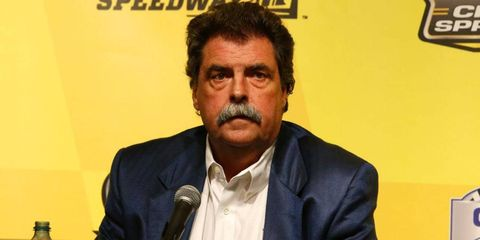 Mike Helton and NASCAR often make major announcements in the month of January.