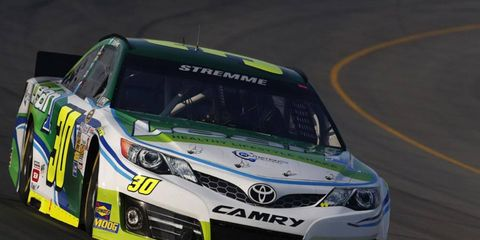 David Stremme and the Swan Racing team struggled mightily in 2013, with no wins or top-10 finishes.