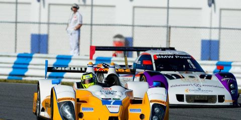 The Rolex 24 Hours at Daytona on Jan. 25-26 will be the first race for the Tudor United SportsCar Championship.