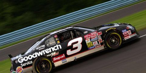 The No. 3 that Dale Earnhardt drove will make its return to the Sprint Cup this season with Austin Dillon behind the wheel.