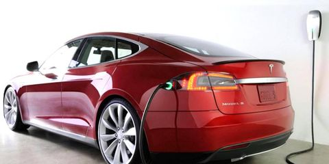 The Model S has received a software update prior to the announcement that all owners will be receiving an upgraded adapter for the charging system.