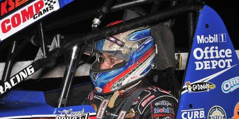 Donny Schatz won the Australian Open and the $20,000 top prize on Saturday.