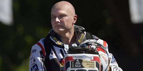 The Dakar Rally is one of the most grueling courses in motorsports. Three people have died during the 2014 race, including 50-year-old motorcycle rider Eric Palante.