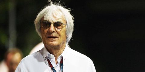 F1 boss Bernie Ecclestone is prepared to got to trial in Germany in April.