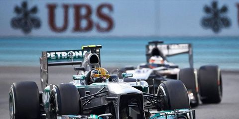The Abu Dhabi Grand Prix will have an even greater role in the points standings in 2014.