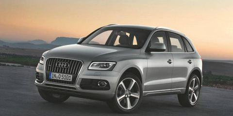 The 2.0-liter turbo engine in the 2014 Audi Q5 2.0 TFSI Premium Plus is a strong performer.