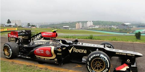 A Formula One musical chairs of sorts could be going on between Lotus and McLaren as former McLaren team principal Martin Whitmarsh is a candidate for a similar position at Lotus.