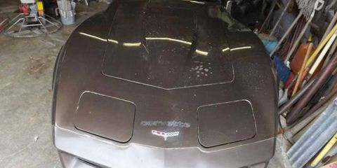 The star of the sale is a 1980 Corvette T-top, a saringly used example with 19,000 miles.