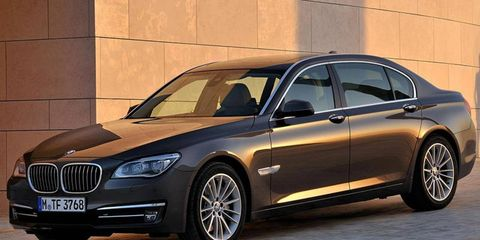 The 740Ld will be the first diesel-engined 7-series officially offered by BMW in North America.