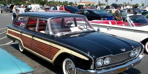 The undeniably cool Ford Country Squire.