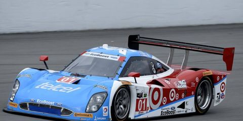 Sage Karam will be driving for Chip Ganassi in this year's Rolex 24.