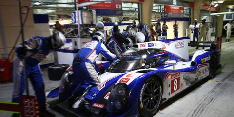 The TS030 HYBRID was Toyota's Hybrid race car from 2013. This year's edition of the car, the TS030 HYBRID, recently drove its first laps.