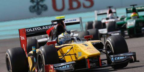 Marcus Ericsson is reportedly bringing $15.5 million to Caterham to secure his ride for 2014.