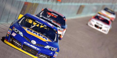 Martin Truex Jr. was part of a finish-fixing scheme at Richmond in September that led to the several penalties, including the suspension of Michael Waltrip Racing general manager Ty Norris.